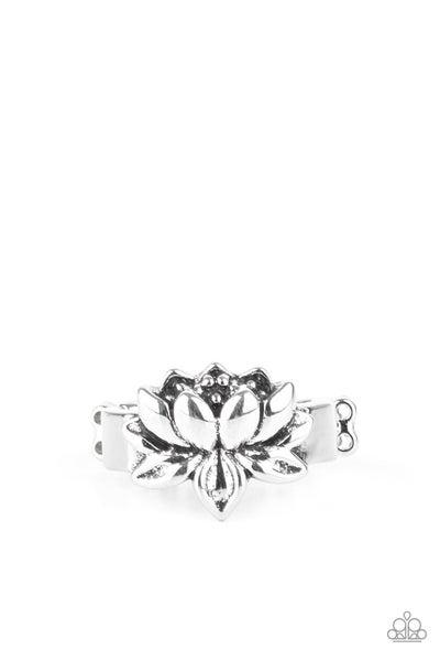 Lotus Crowns - Silver