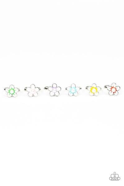 Starlet Shimmer Ring Kit - Flower Pearl