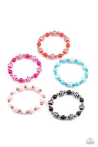Starlet Shimmer Bracelet Kit - Stripes
