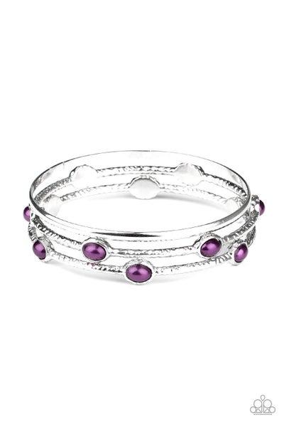 Bangle Belle - Purple