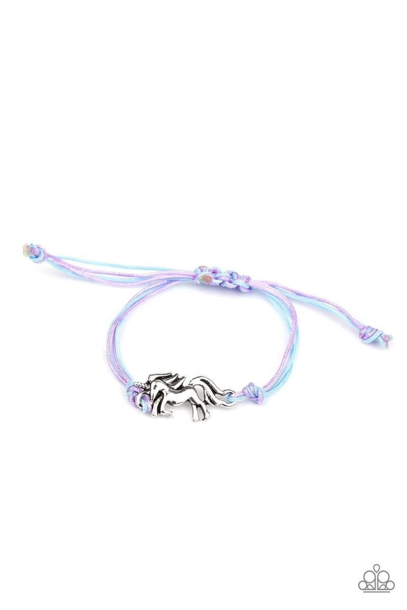 Starlet Shimmer Bracelet Kit - Unicorn Drawstring