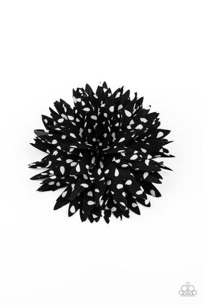 Polka Panache - Black