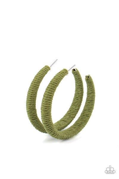TWINE and Dine - Green