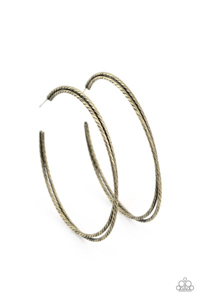 Curved Couture - Brass