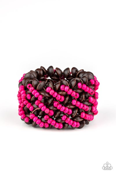 Cozy in Cozumel - Pink