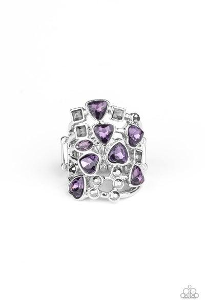 Glitter Flirt - Purple