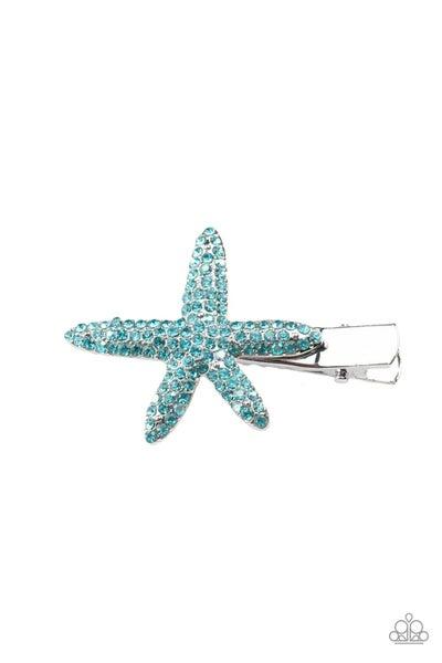 Wish On a STARFISH - Blue