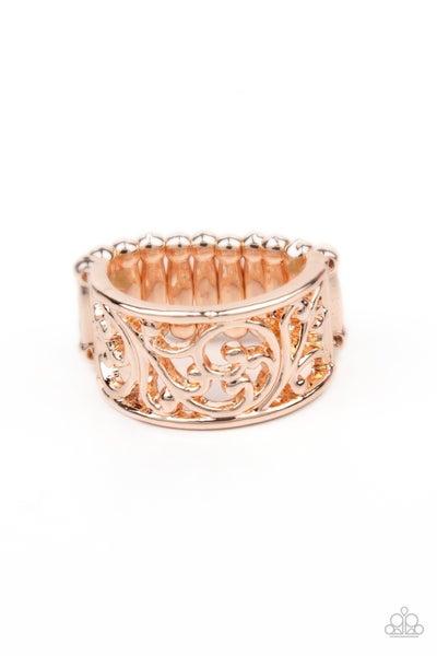 Di-VINE Design - Rose Gold