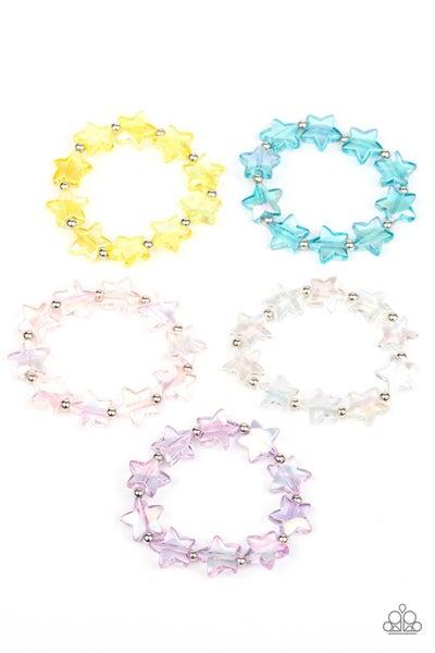 Starlet Shimmer Bracelet Kit - Iridescent Stars