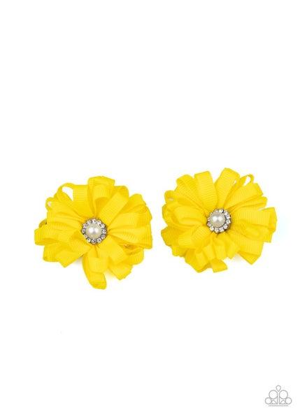 Ribbon Reception - Yellow