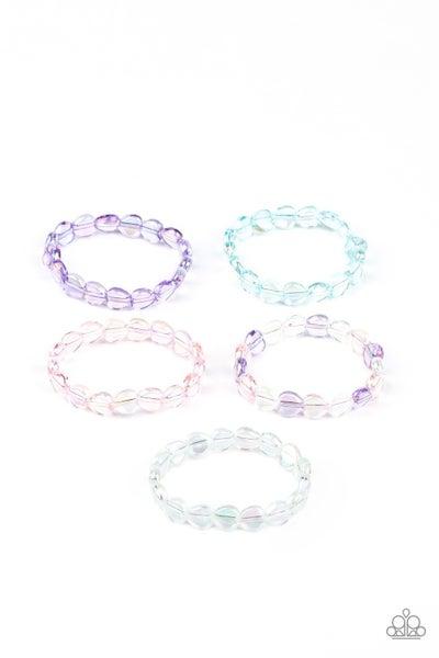 Starlet Shimmer Bracelet Kit - Iridescent Hearts