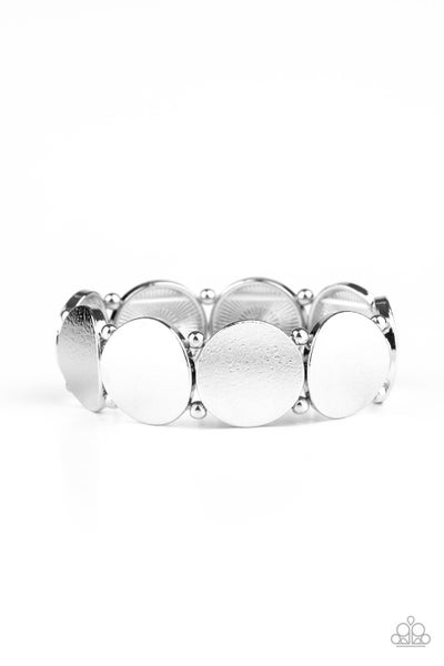 Metallic Spotlight - Silver
