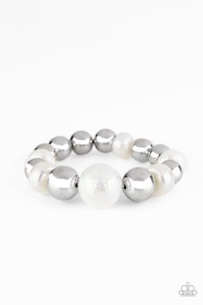 Starstruck Shimmer - White