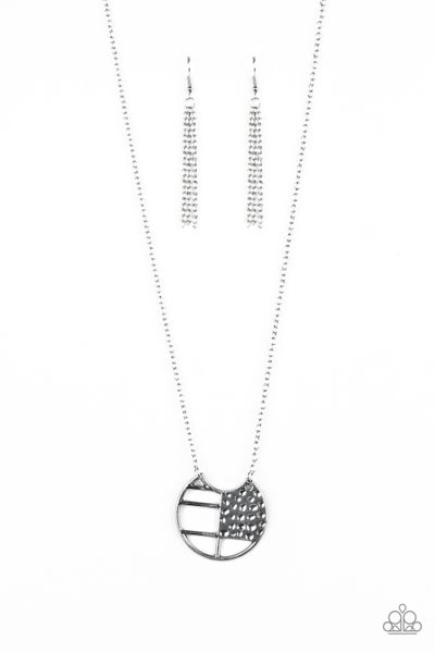 Abstract Aztec - Silver