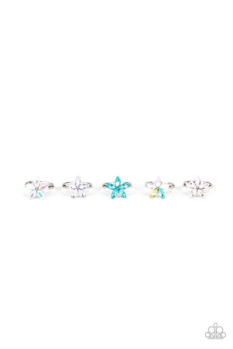 Starlet Shimmer Ring Kit - Flower