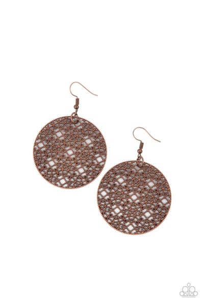 Metallic Mosaic - Copper
