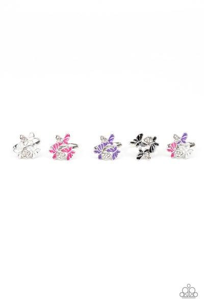 Starlet Shimmer Ring Kit - Butterfly