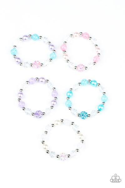 Starlet Shimmer Bracelet Kit - Glassy, Pearly