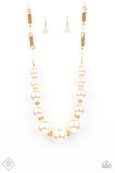 Pearly Prosperity - Gold