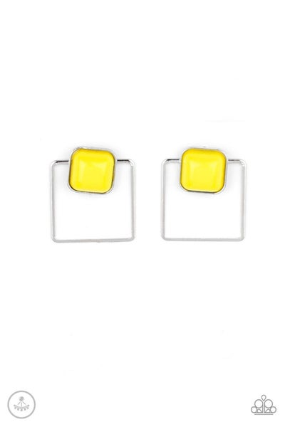 FLAIR and Square - Yellow