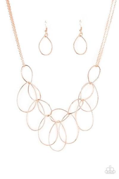 Top-TEAR Fashion - Rose Gold