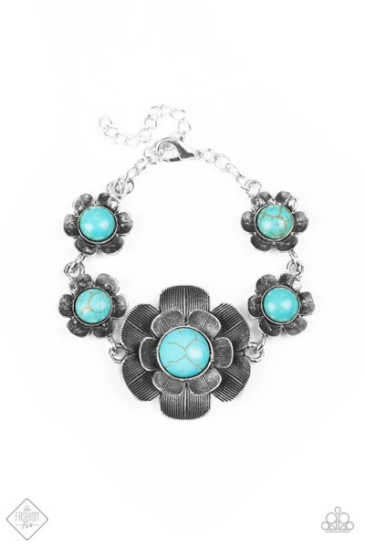 Badlands Blossom - Blue (July 2020 Fashion Fix)