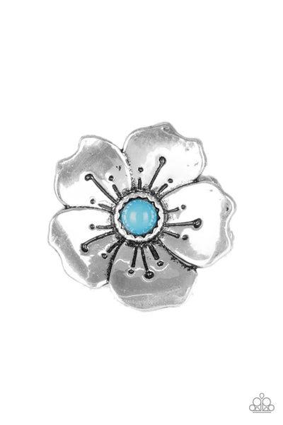 Boho Blossom - Blue