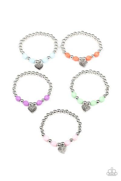 Starlet Shimmer Bracelet Kit - Heart Wings