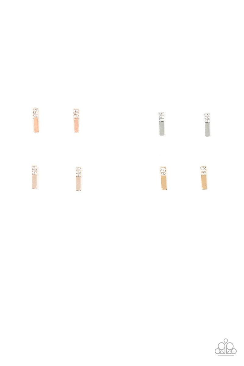 Starlet Shimmer Earring Kit - Bar