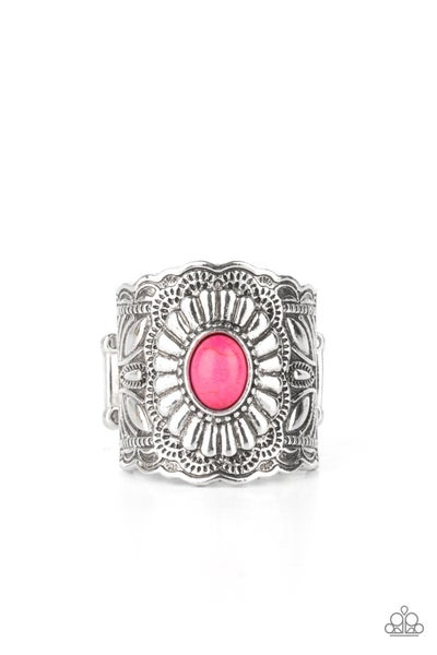 Exquisitely Ornamental - Pink