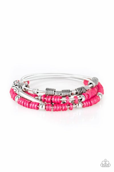Tribal Spunk - Pink