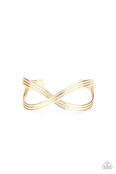 Infinitely Iridescent - Gold