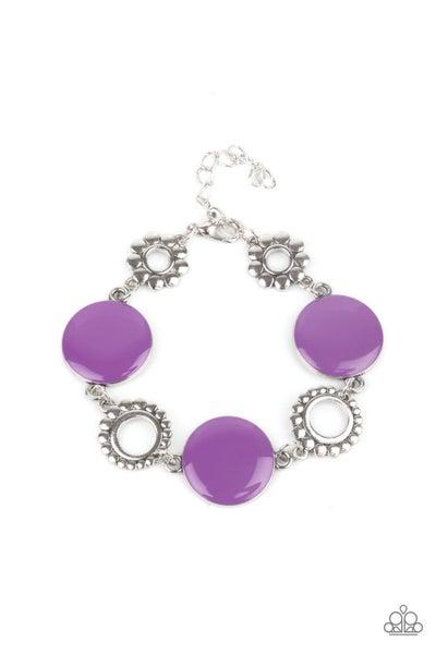 Garden Regalia - Purple