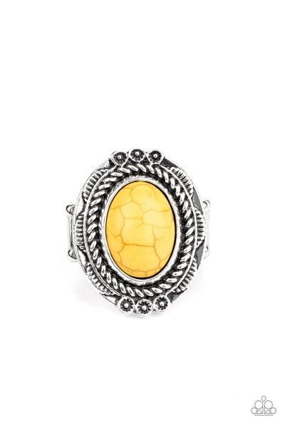 Tumblin Tumbleweeds - Yellow