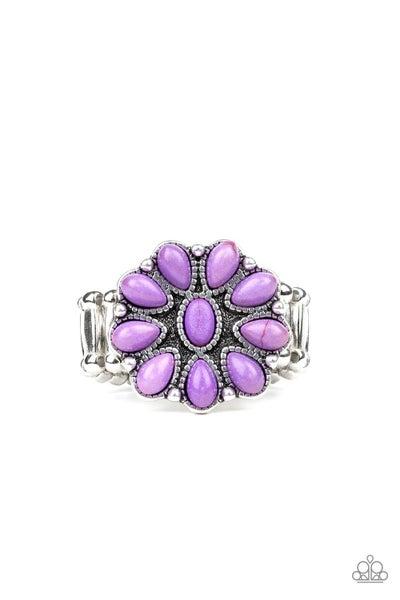 Stone Gardenia - Purple