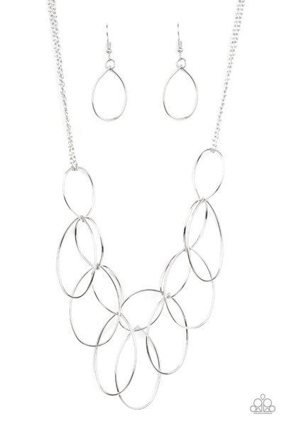 Top-TEAR Fashion - Silver
