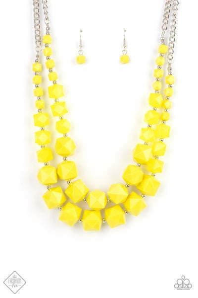Summer Excursion - Yellow
