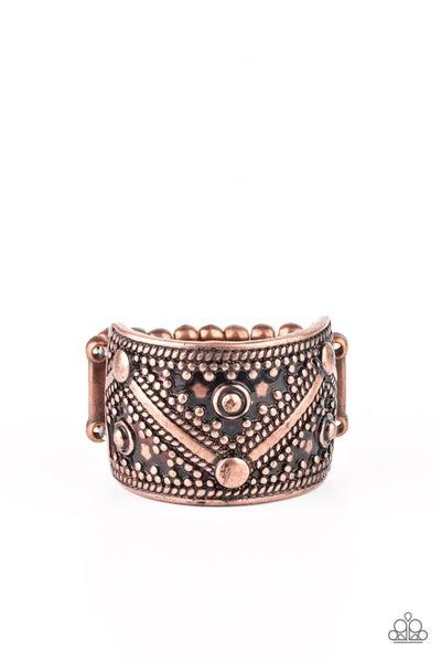 Primal Patterns - Copper