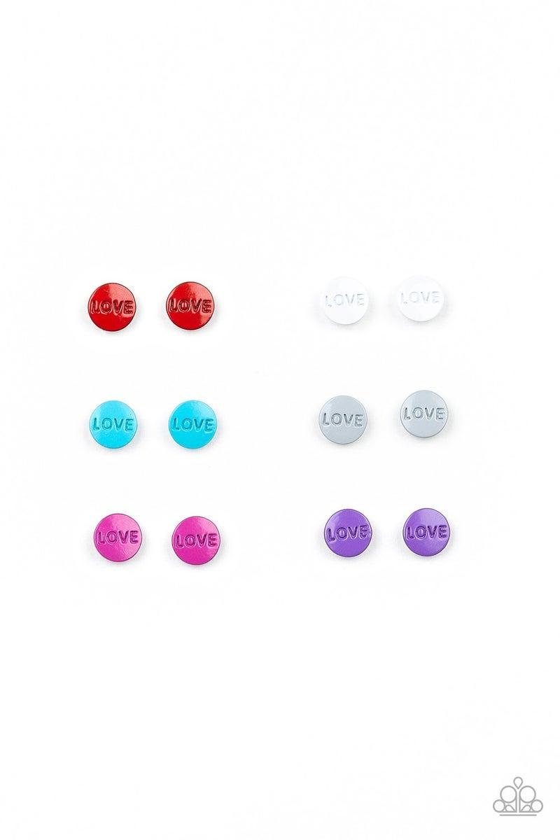 Starlet Shimmer Earring Kit - Love