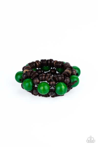 Tropical Temptations - Green