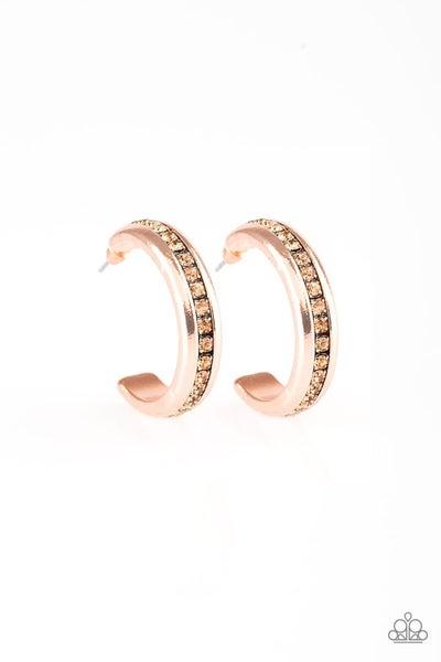 5th Avenue Fashionista - Copper