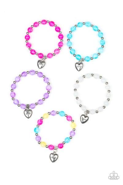 Starlet Shimmer Bracelet Kit - Heart Charm