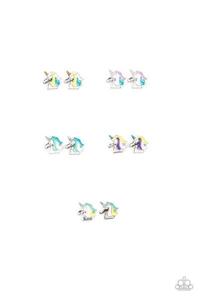 Starlet Shimmer Earring Kit - Unicorn