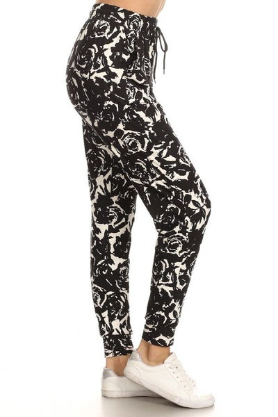 ROSE JOGGERS BUTTERY SOFT