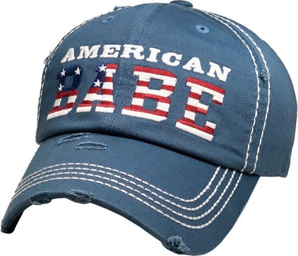 AMERICAN BABE VINTAGE BALLCAP