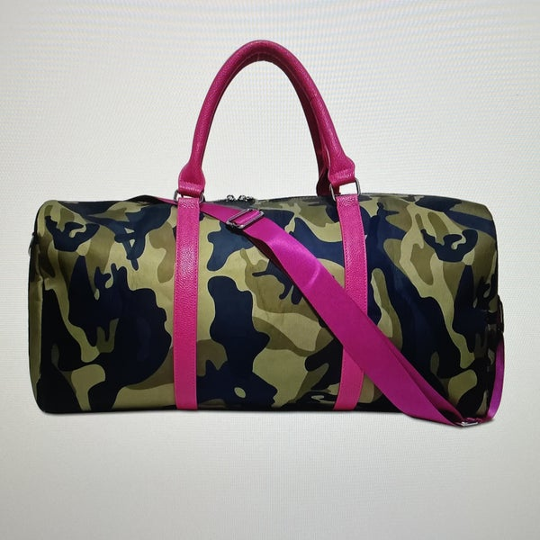 Army Green Small Weekender Bag