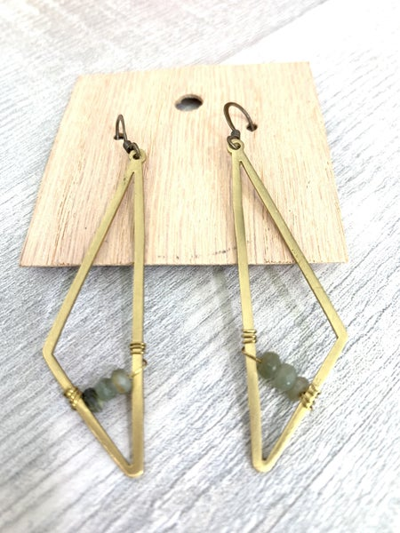 SEEDS EARRINGS
