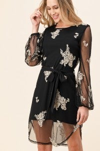 EVERYDAY AND PARTY READY DRESS