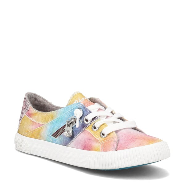 BLOWFISH MALIBU FRUIT SNEAKERS - DESERT SKY TIE DYE