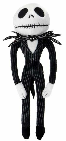 NIGHTMARE BEFORE CHRISTMAS JACK SKELLINGTON PHUNNY BY KIDROBOT